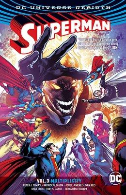 【布魯樂】《代訂中》[美版書籍] DC超級英雄《超人》第3集:Multiplicity(重生系列)