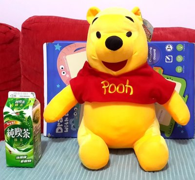 Winnie the Pooh Large Plush Toy Soft Doll Giant Stuffed Toys