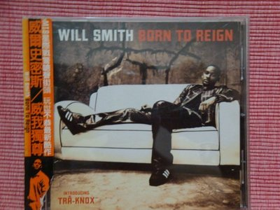 5.   WILL SMITH    BORN  TO  REIGN   新力音樂