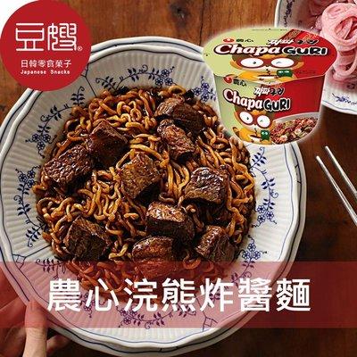 【豆嫂】韓國泡麵 農心 浣熊炸醬烏龍碗麵(114g)