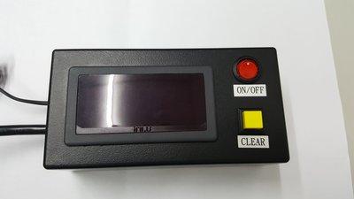 美睫腳踏計數器/數字顯示器(具吸附功能-顯示5位元)