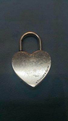 小見種類 正版 TIFFANY 心形 925 silver 鎖匙扣,只售HK$1200