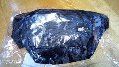 全新斜肩包BRAUN ~深藍色31CM X20 CM