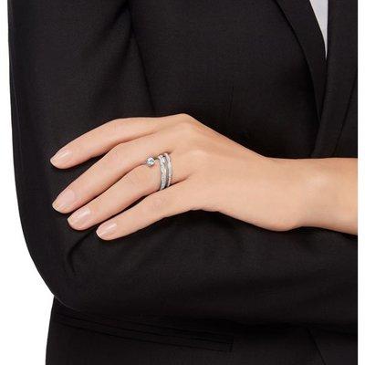 【芝加哥美國代購 】SWAROVSKI 施華洛世奇 環狀水晶戒指 2色  (含運1680)