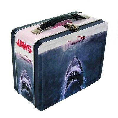 [Paradise] Jaws Tin Tote - 大白鯊 錫製野餐盒
