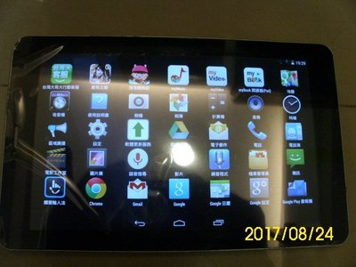 7吋通話平板 taiwan mobile 4G lte 剛更換新的觸控板 附旅充244