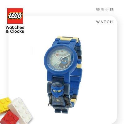 【積木王國】LEGO 樂高手錶 樂高旋風忍者電影 杰忍者 8020905