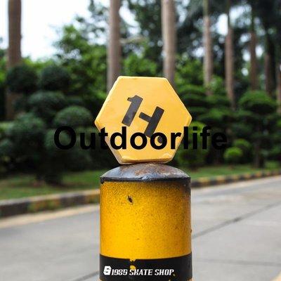 outdoorlifeDBH滑板蠟 滑板道具專用蠟 do by heart 1985滑板店