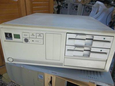 超級古董電腦,80386,鷹飛電腦,有386CPU,零件齊全,收藏用,不保固