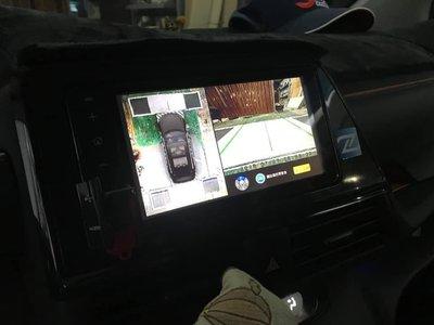 聖堂汽車音響 SIENTA 360度 3D環景