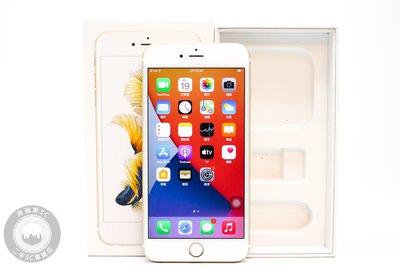 【台南橙市3C】Apple iPhone 6s Plus 64GB 金 5.5吋 iOS 14.0.1  #56366
