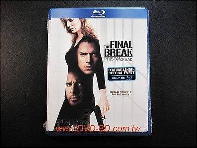 [藍光BD] - 越獄風雲:終極之路 Prison Break : The Final Break