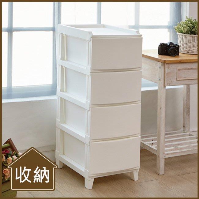 收納箱 整理箱【居家大師】 BNF55 日系四層抽屜收納櫃 整理箱 收納箱 抽屜櫃
