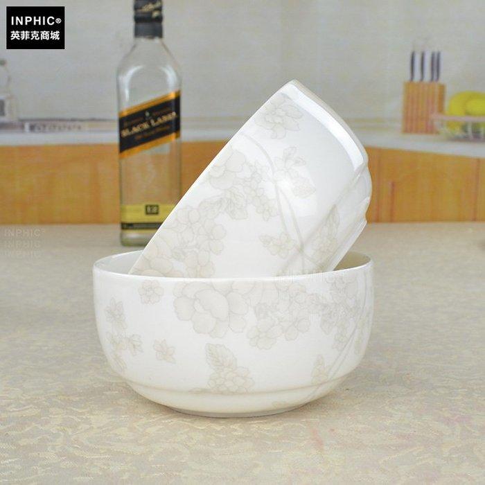 INPHIC-骨瓷餐具單品 金鐘碗_S01861C