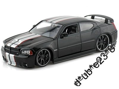 24-393 Jada -2006 Dodge Charger SRT8