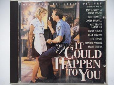 【月界】It Could Happen To You CD(絕版)_尼可拉斯凱吉_愛在紐約電影原聲帶  〖專輯〗CIZ