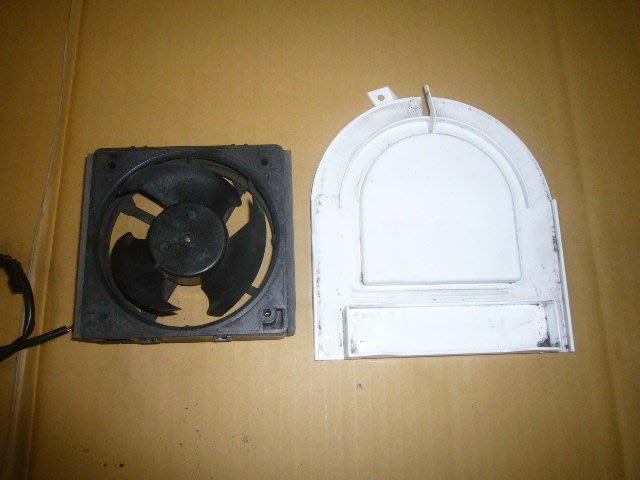 聲寶580L雙門變頻電冰箱扇熱風扇馬達 SR-K58D/SRK58D