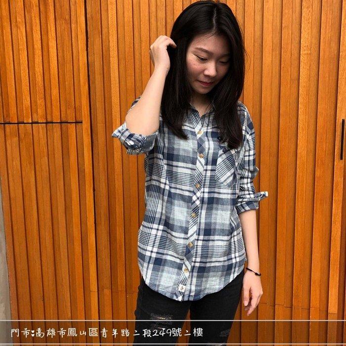 【現貨】女 A&F 格紋襯衫 保證正品 歡迎來店參觀選購