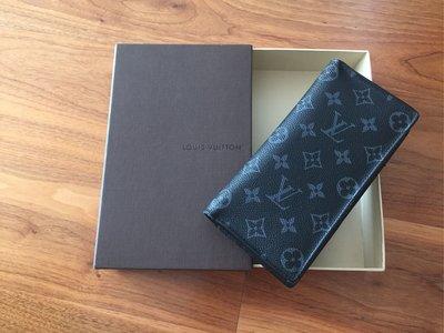 極罕有美品 Louis Vuitton X Fragment Design Wallet Monogram M62516 銀包 LV 有拉鏈位