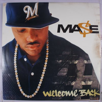 《二手美版黑膠》Ma$e - Welcome Back (2LP)