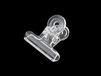 塑型蝴蝶膠夾-透明