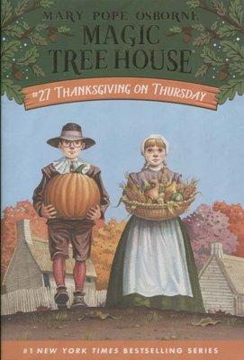 蒼穹書齋:全新\Thanksgiving on Thursday\Random House\滿額享免運優惠