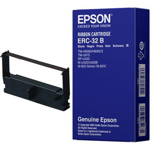 【數位3C】收銀機原廠色帶 ERC32 / ERC 32 - 適用ACCUPOS A520/創群3000/錢隆A600