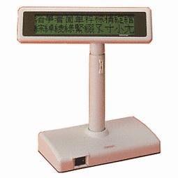 PD-7220 POS 二行 中文 來客抬頭 顯示器