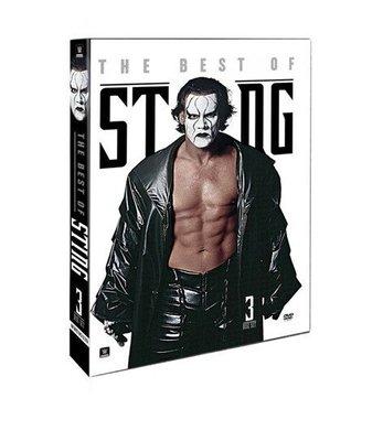 ☆阿Su倉庫☆WWE摔角 The Best of Sting DVD 蠍王史汀最新精選專輯 熱賣特價中