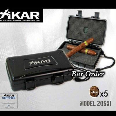 Bar Order~美國原裝進口 Xikar 5枝裝雪茄盒 密閉性超好 超低價 預購登記