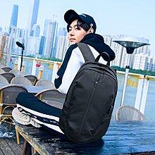 背包男雙肩包潮牌男士大容量旅行包簡約電腦包時尚潮流學生書包男【優品城】