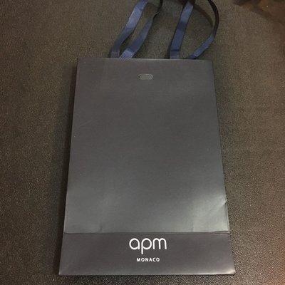 apm MONACO原廠紙袋 新竹市
