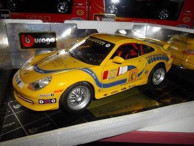 {車界模王}保時捷911 996 GT3 CUP義大利製 絕版珍稀品.全國獨賣!!!!!!