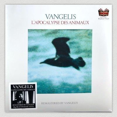 [英倫黑膠唱片Vinyl LP] 范吉利斯/動物啟示錄Vangelis L'Apocalypse des Animaux
