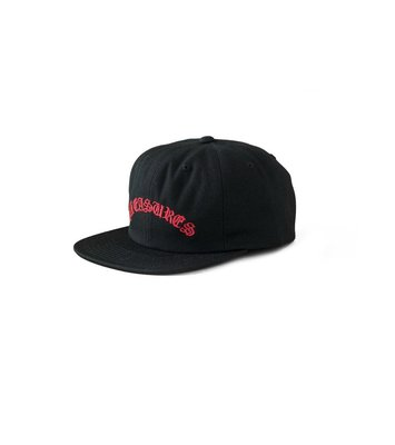 【莎莉伊森】代購 PLEASURES Old E Snapback Hat 棒球帽