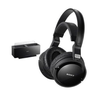 SONY MDR-RF4000K 無線超高頻立體聲耳機 充電式無線耳機,電視 電腦 音響,近全新 盒裝