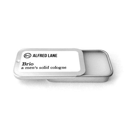Alfred Lane 固態古龍水 - Brio(活躍 / Solid Cologne)體香膏 香膏 固體香水 固態香水