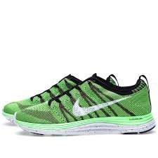 【美國鞋校】現貨 NIKE FLYKNIT LUNAR 1 + 輕量 螢光綠 sz9.5 554887311