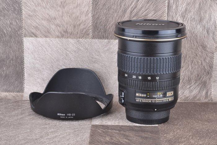 【品光攝影】Nikon AF-S 12-24mm F4 G DX ED 恆定光圈 廣角 GH#68629T