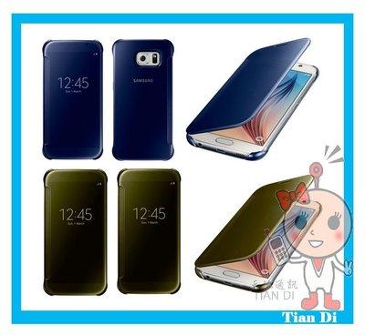 台中天地通訊 手機輕鬆購*原廠皮套 Galaxy S6 ZG920B 全透視感應皮套 書本【公司貨】全新噴淚供應~
