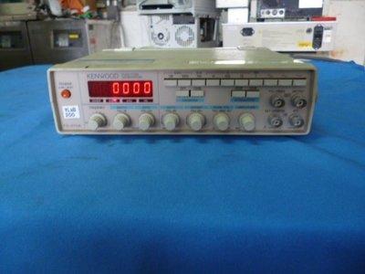 Kenwood Function Generator 函數波產生器 波型發射器