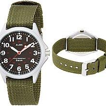 日本正版 SEIKO 精工 ALBA AQPK403 男錶 男用 手錶 日本代購