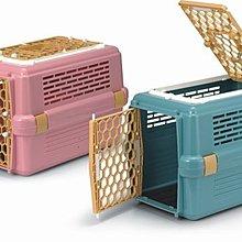 。╮♥咪嚕寵物用品♥╭。~寶貝外出輸籠~貓/狗/兔都適用