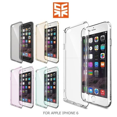 *PHONE寶*Case Cube APPLE IPHONE 6 裹 保護殼 透明殼 硬殼 按鍵全包