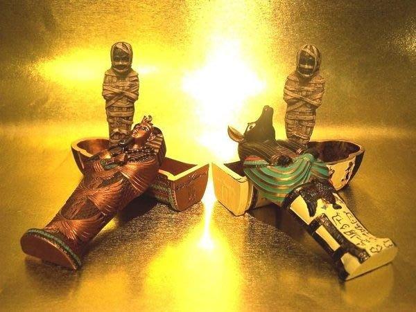 [ Vero  手工彩繪-圖坦卡門 法老王 棺材 ]-土坦卡門 杜唐卡門  或 祭司-阿努比司【預訂品】