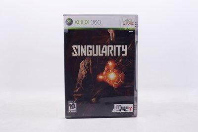 【橙市青蘋果】XBOX 360:異點 Singularity 英文版 #06860