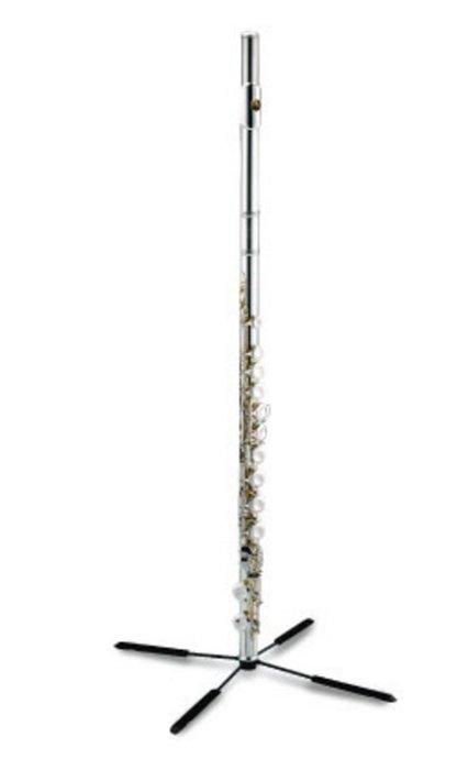 【凱恩音樂教室】免運優惠 HERCULES 海克力斯 DS460B 輕便型長笛架 長笛架 樂器架