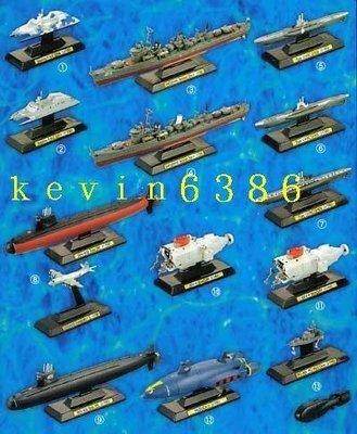東京都-非翼-世界的艦船第5彈(13+2隻隱藏)(大全15種) 現貨