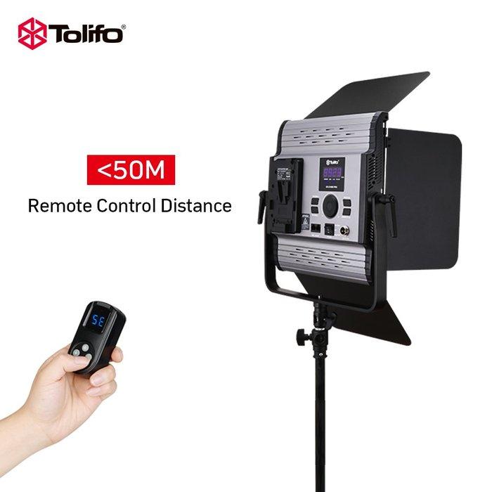 【日產旗艦】開年公司貨 Tolifo GK-S100B PRO 90W 可調色溫 LED燈 攝影燈 補光燈 持續燈 棚燈