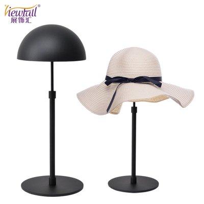 hello小店-展飾匯服裝店帽架子展示架不銹鋼帽架帽托 專柜置帽架貨架道具#展示架#錢包展示架#貨物展示架#